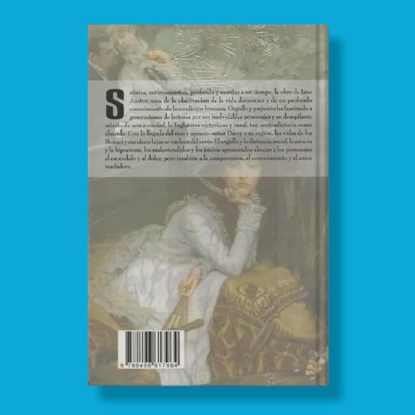 Orgullo y prejuicio - Jane Austen - Negret Editores