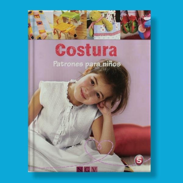 Costura patrones para niños - Varios Autores - Naumann & Gobel Verlags