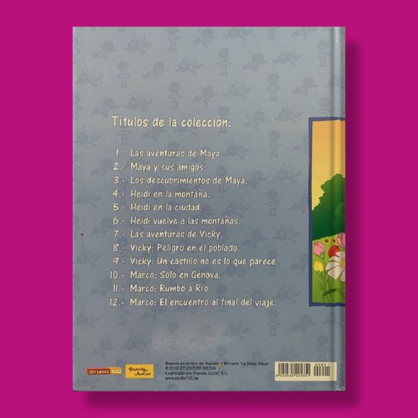 Las aventuras de Maya 1 + DVD - Varios Autores - Planeta
