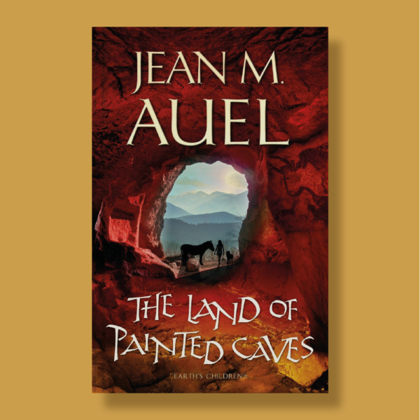 The land of painted caves - Jean M Auel - Bantam Mass Paperback