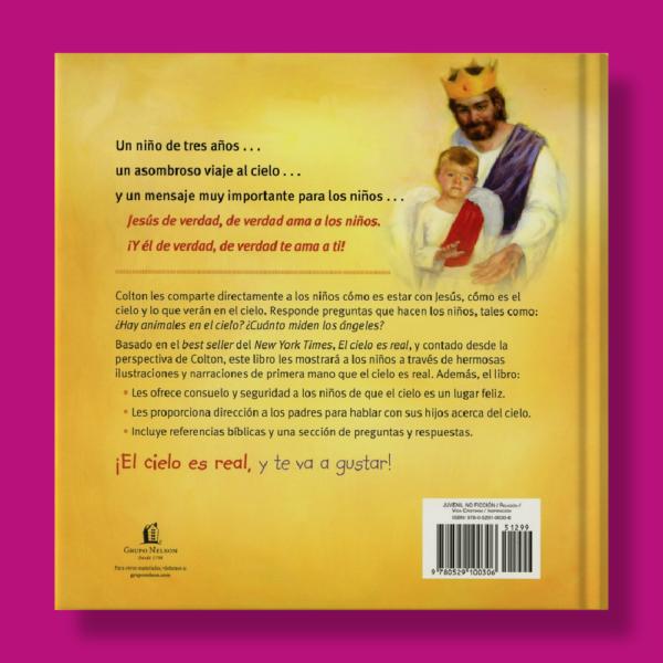 El cielo es real: Para niños - Tood & Sonja Burpo - Grupo Nelson