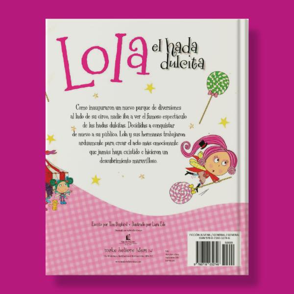 Lola el hada dulcita - Tim Bugbird - Grupo Nelson
