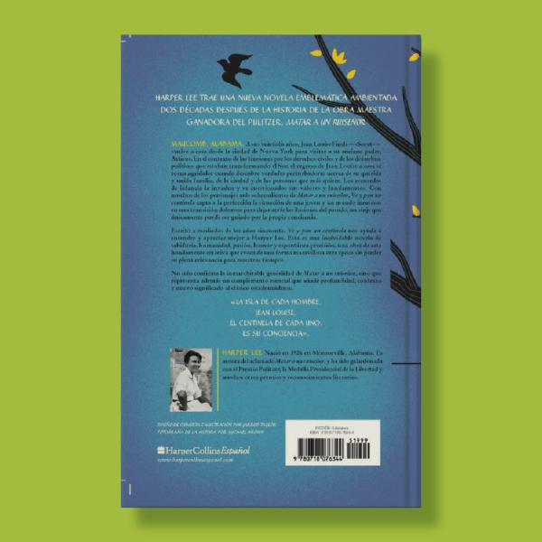 Ve y pon un centinela - Harper Lee - Harper Collins Ibérica