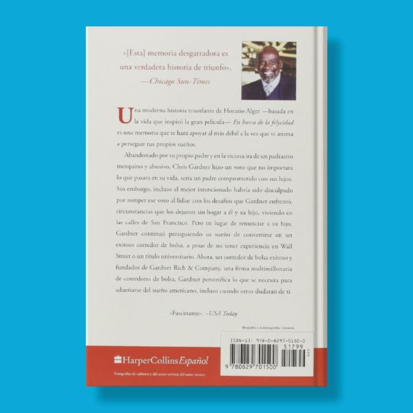 En busca de la felycidad - Chris Gardner - Harper Collins Ibérica