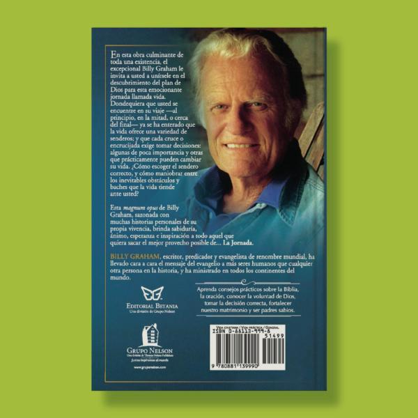 La jornada - Billy Graham - Grupo Nelson