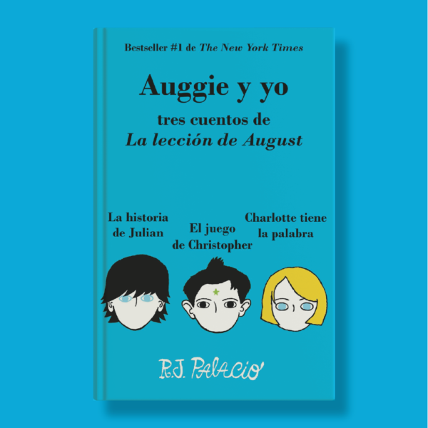 Auggie y yo - R. J. Palacio - Vintage