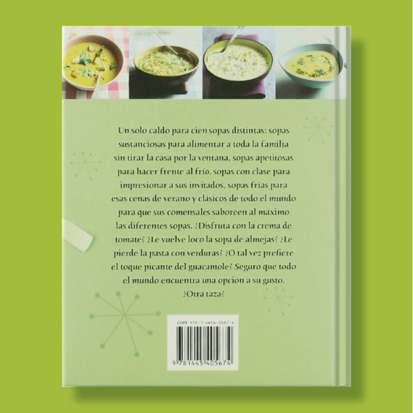 1 caldo 100 sopas - Linda Doeser - Parragon Books
