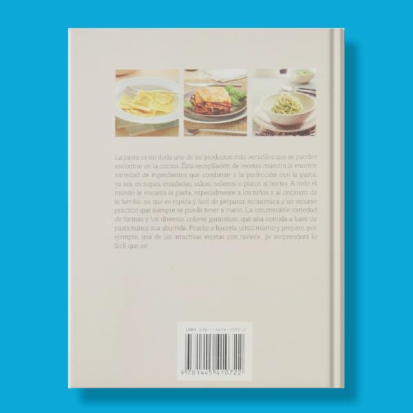Pasta - Varios Autores - Parragon Books