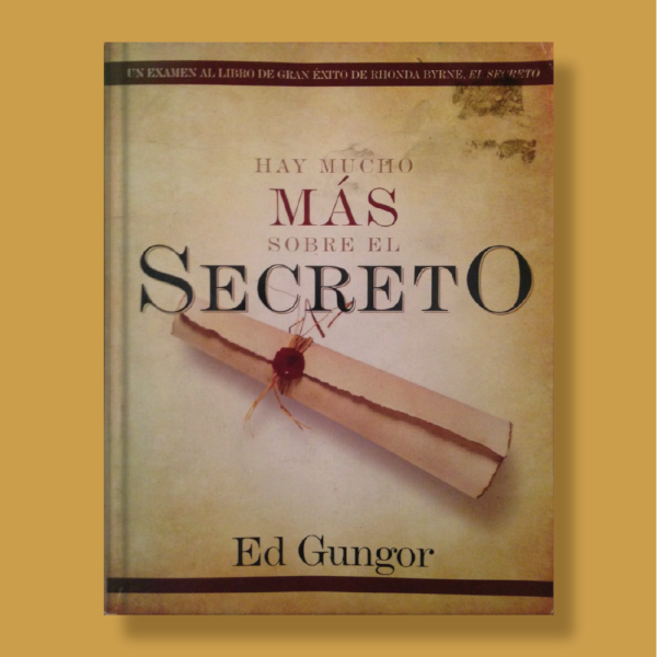 Más sobre el secreto - Ed Gungor - G Nelson