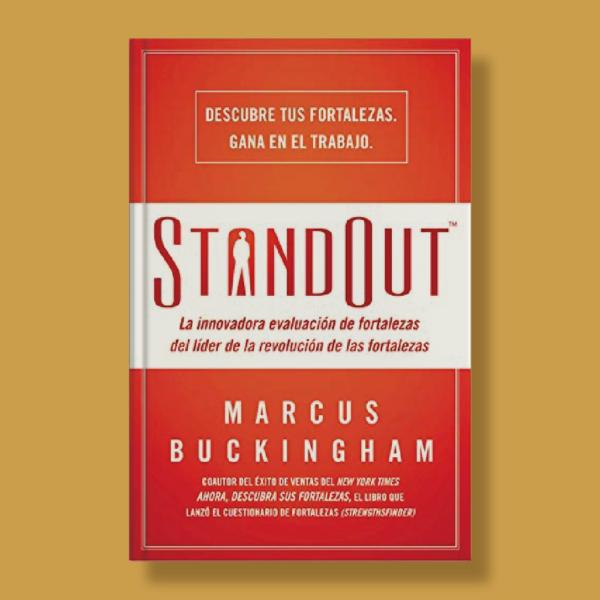 Standout - Marcus Buckingham - Grupo Nelson