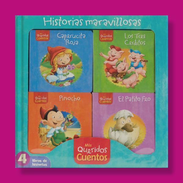 Historias maravillosas mis queridos cuentos - Disney - Planeta