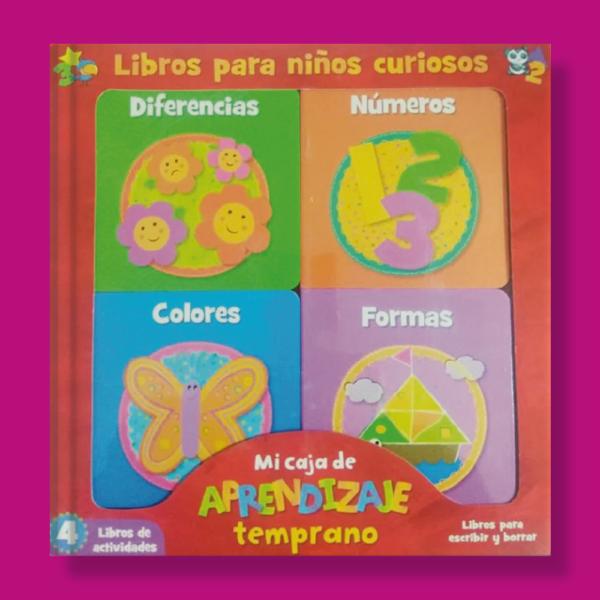 Mi caja de aprendizaje temprano - Varios Autores - Planeta