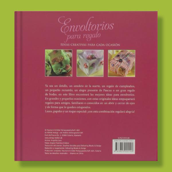 Envoltorios para regalos - Varios Autores - Naumann & Gobel Verlags