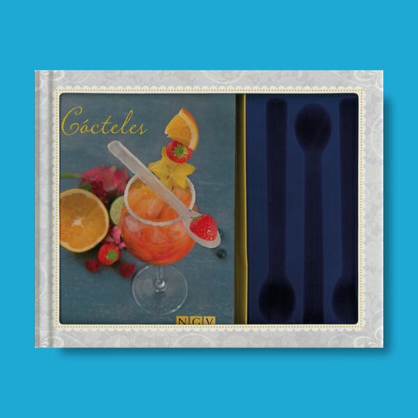 Cócteles con cucharilla de hielo - Varios Autores - Naumann & Gobel Verlags