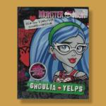 Monster High: Ghoulia + stickers - Varios Autores - Editorial Cordillera