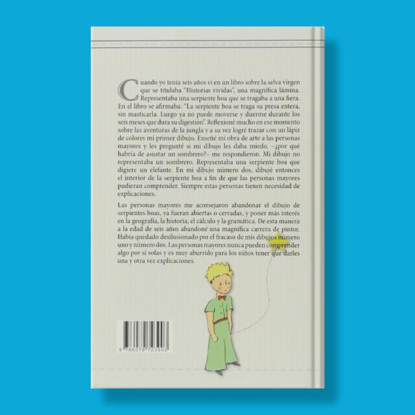 El principito - Antoine De Saint - TB Editores