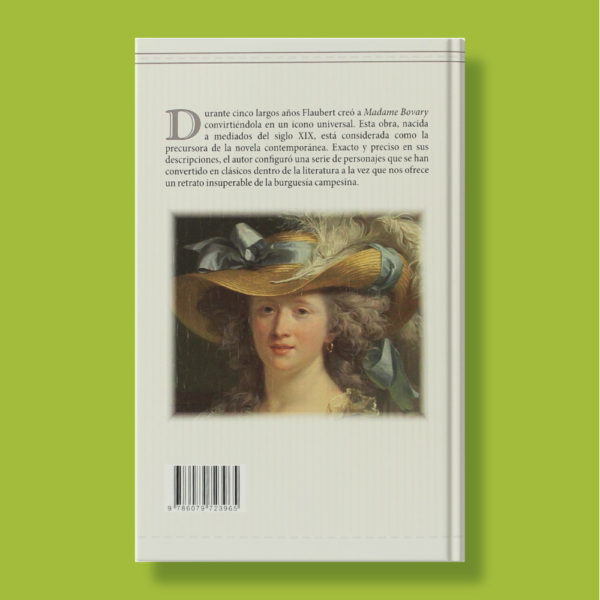 Madame Bovary - Gustave Flaubert - TB Editores