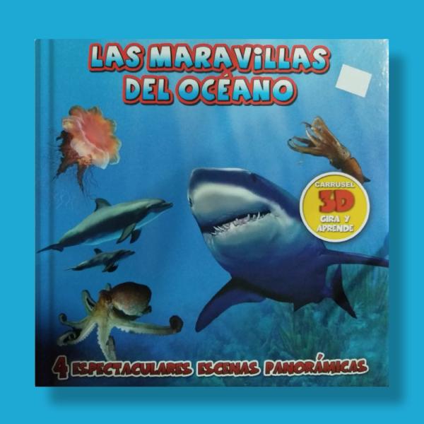 Las maravillas del océano - Varios Autores - Navneet Education