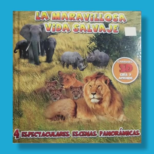 La maravillosa vida salvaje - Varios Autores - Navneet Education