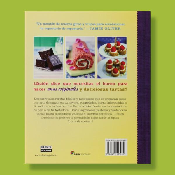 Repostería sin horno - Sharon Hearne-Smith - Prisa Ediciones