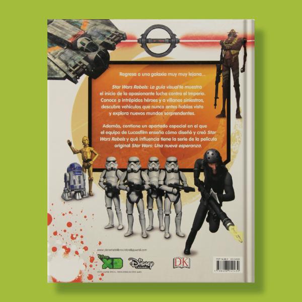 Star Wars rebels: La guía visual - Disney - Planeta