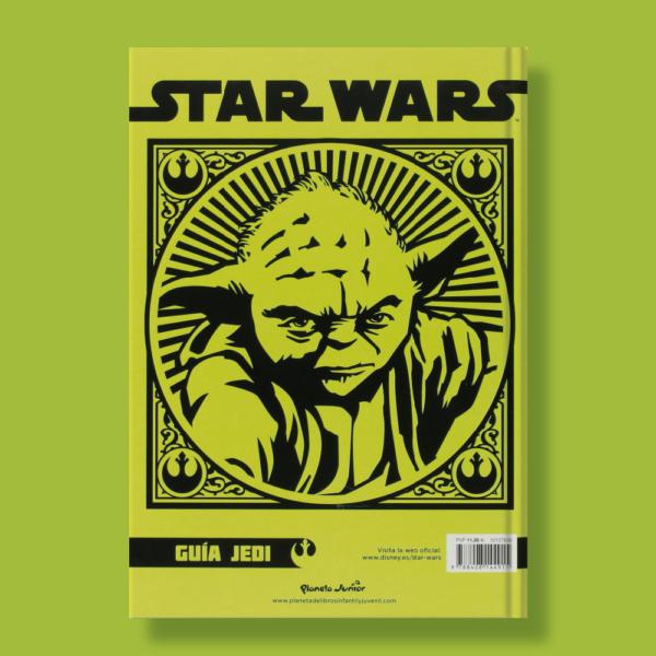 Star Wars: Guía jedi - Disney - Planeta