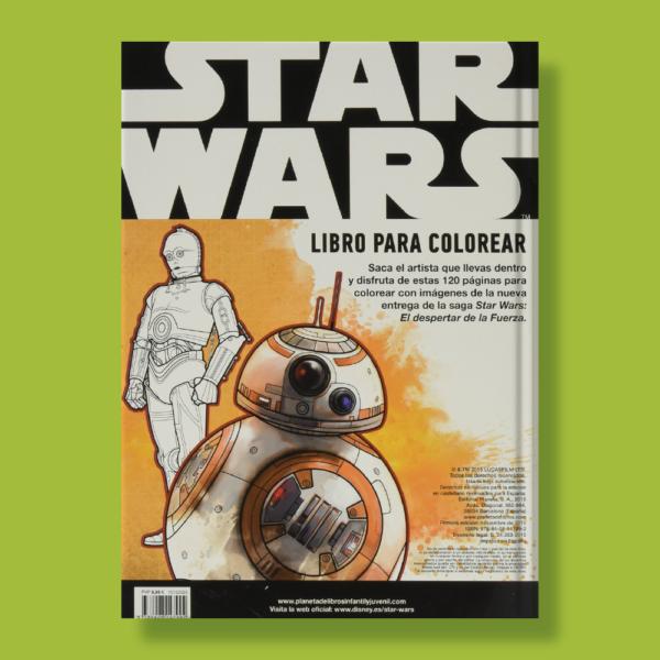 Star Wars: Libro para colorear - Disney - Planeta
