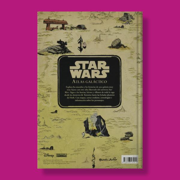 Star Wars: Atlas galáctico - Tim McDonagh - Planeta