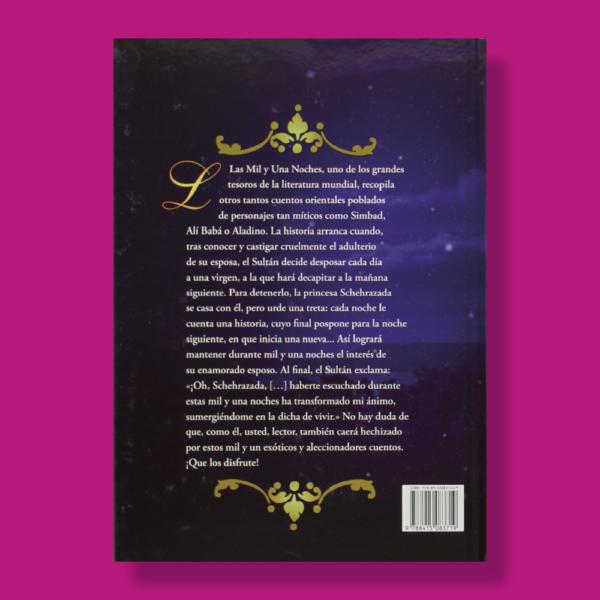 Las mil y una noches: Tomo I y Tomo II - Anónimo - Albor