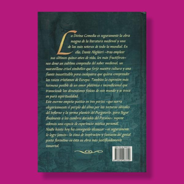 La divina comedia - Dante Alighieri - Albor