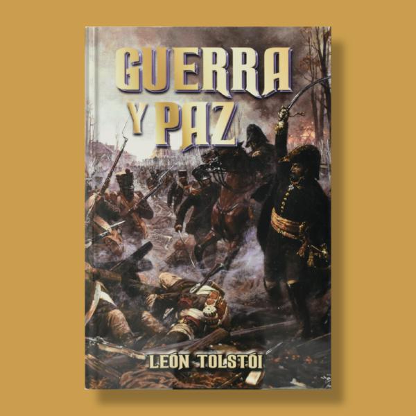 Guerra y paz - León Tolstói - Albor