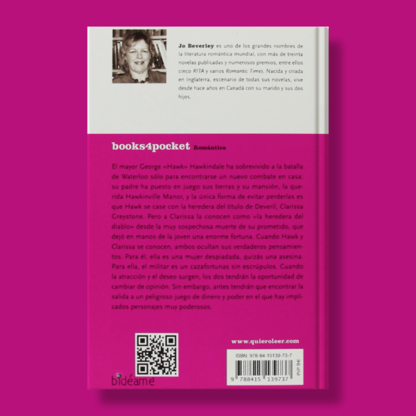 La heredera del diablo - Jo Beverly - Books4pocket