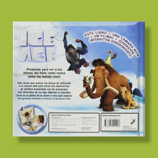 Ice age: La formación de los continentes - Varios Autores - Larousse