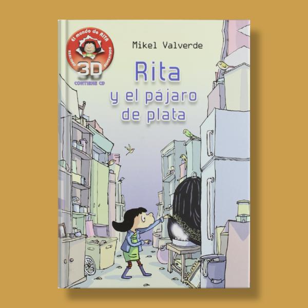 Rita y el pájaro de plata - Mikel Valverde - Macmillan