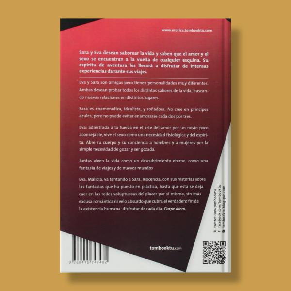Carpe diem baby - Belén Guiomar Alcázar - Ediciones Nowtilus