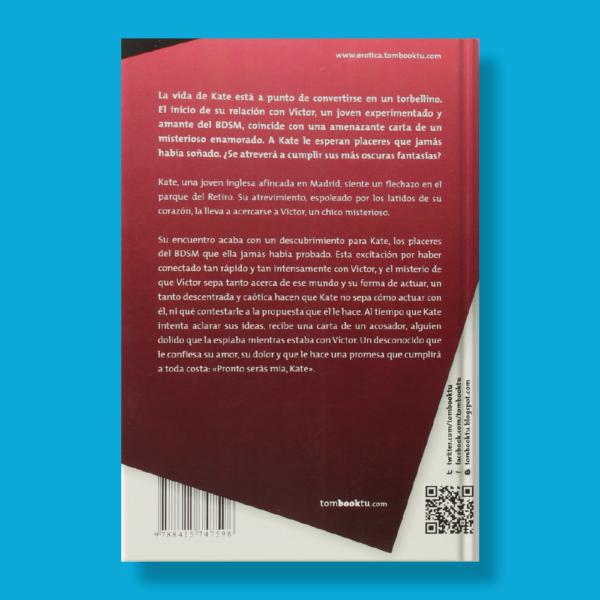 Atada a tu piel - Victor M. García Barco - Ediciones Nowtilus