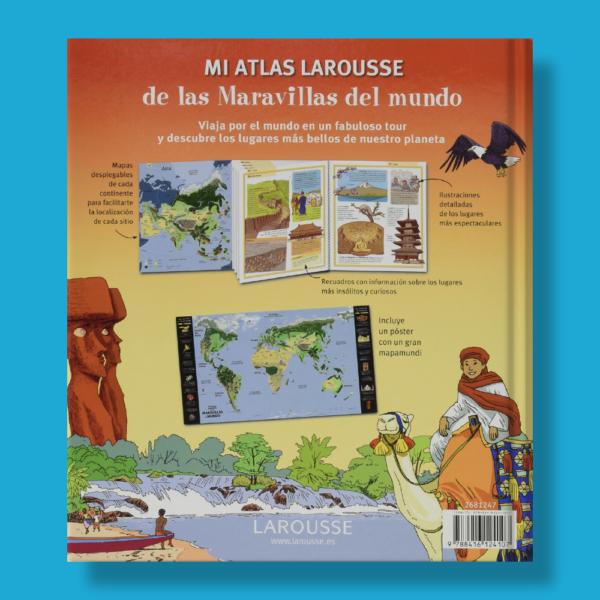 Mi atlas Larousse de las maravillas del mundo - Varios Autores - Grupo Anaya