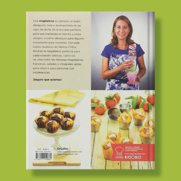 Magdalenas webos fritos - Susana Perez - Grijalbo