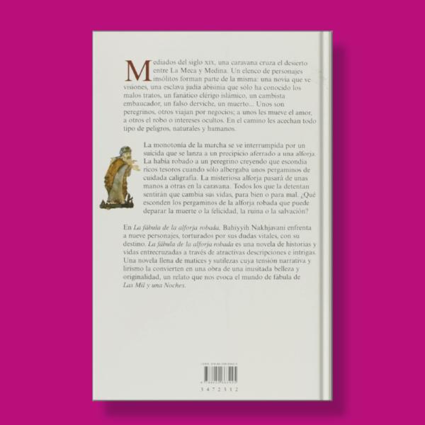 La fábula de la alforja robada - Bahiyyih Nakhjavani - Alianza Literaria