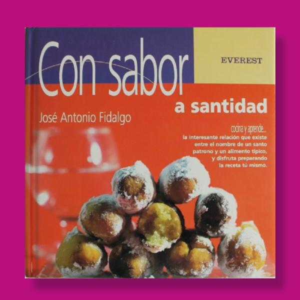 Con sabor a santidad - Jose Antonio Fidalgo - Everest