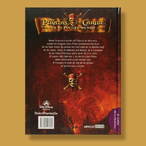 Piratas del caribe en el fin del mundo: El álbum de la película - Varios Autores - Everest