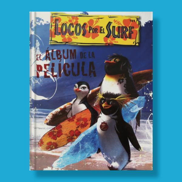 Locos por el surf: al álbum de la película - Varios Autores - Everest