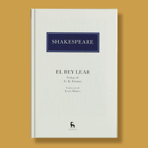 El rey lear - Shakespeare - Gredos