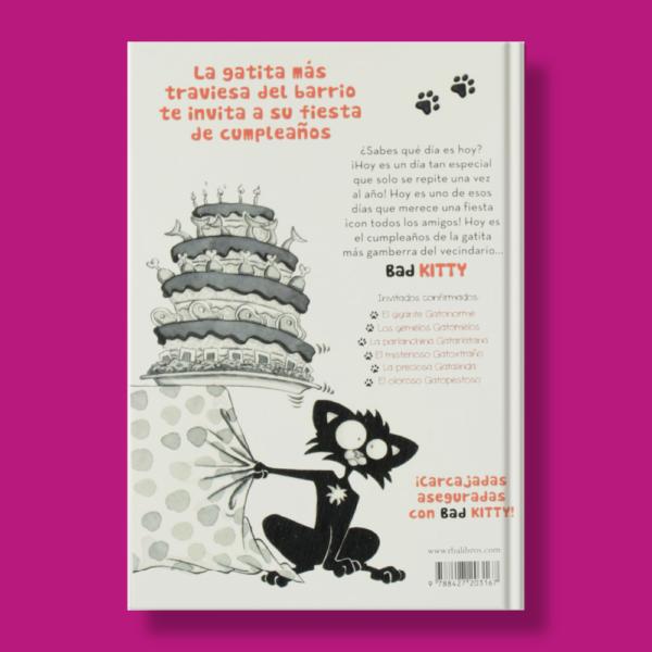 Bad kitty: Te invita a su fiesta - Nick Bruel - Molino E
