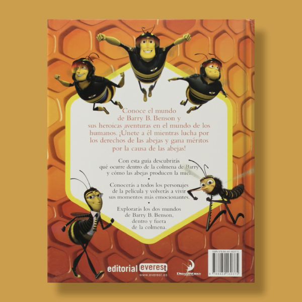 Bee movie: La guía total - DreamWorks - Everest