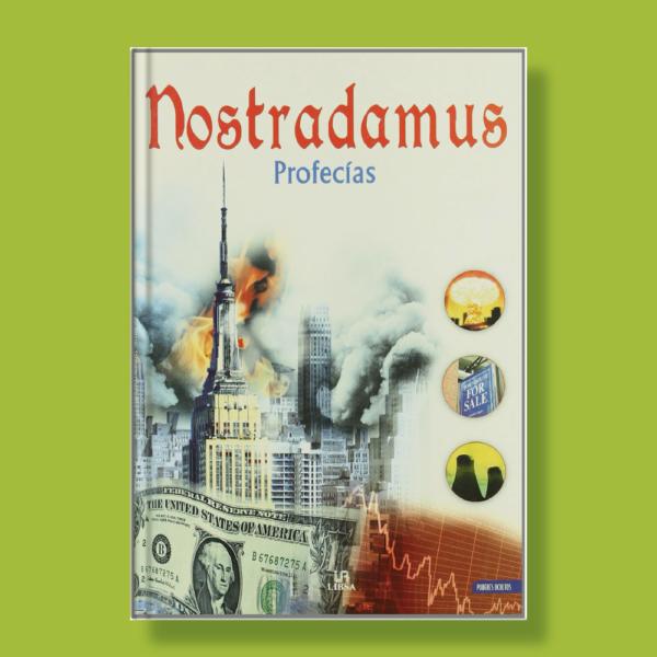 Nostradamus profecías - Francisco Caudet Yarsa - Libsa