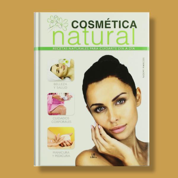 Cosmética natural - Varios Autores - Libsa