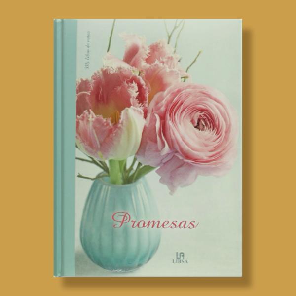 Promesas: Mi libro de notas - Varios Autores - Libsa
