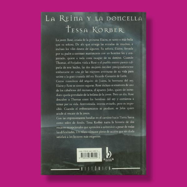 La reina y la doncella - Tessa Kober - Ediciones B