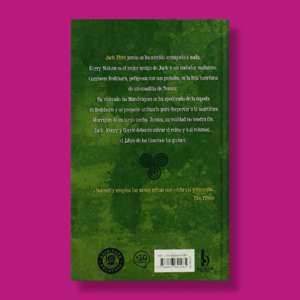 Jack Flint - Joe Donnelly - Ediciones B